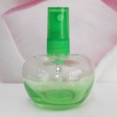 Molded Bottle PE Sprayer 20 ml Colour Apple: GREEN