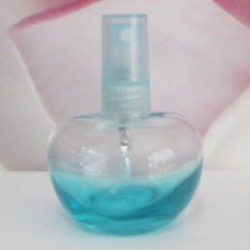 Molded Bottle PE Sprayer 20 ml Colour Apple: TURQUOISE