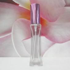 Molded Bottle Aluminium Sprayer 30 ml Clear Onkoi: PINK