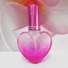 Molded Bottle Aluminium Sprayer 30 ml Colour Heart: PINK
