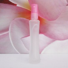 Molded Bottle PE Sprayer 30 ml Frosted New Zip: PINK