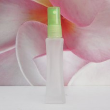 Molded Bottle PE Sprayer 30 ml Frosted Onkoi: LIGHT GREEN