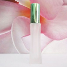 Molded Bottle Aluminium Sprayer 30 ml Frosted Onkoi: GREEN
