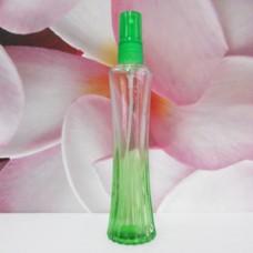 Molded Bottle PE Sprayer 50 ml Colour New Zip: GREEN
