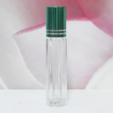 Roll-on Glass Bottle 4 ml For Face: GREEN
