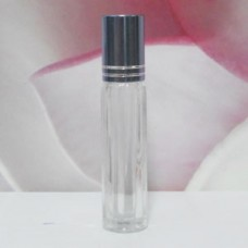 Roll-on Glass Bottle 4 ml For Face: GREY