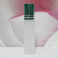 Roll-on Glass Bottle 6 ml Frosted: GREEN
