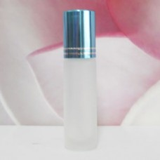 Roll-on Glass Bottle 8 ml Frosted: TURQUOISE