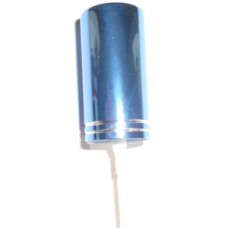 Aluminium Sprayers 18 mm - color: BLUE