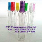 Molded Glass 30 ml Clear with PE Sprayer
